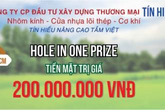 GIẢI GOLF TỪ THIỆN RA MẮT CLB BẤT ĐỘNG SẢN TP. HCM